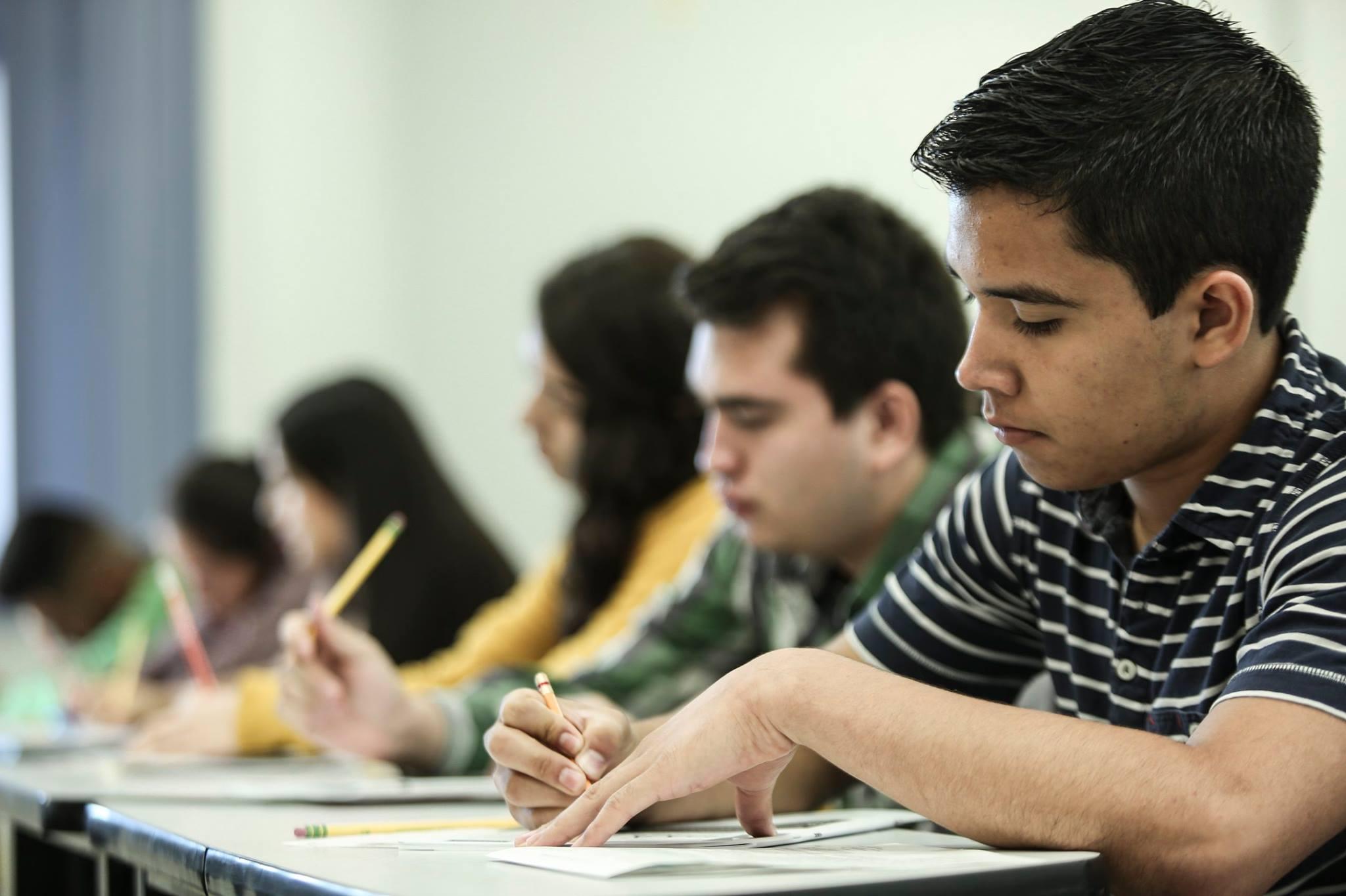 Aspirantes a programas educativos del CUValles