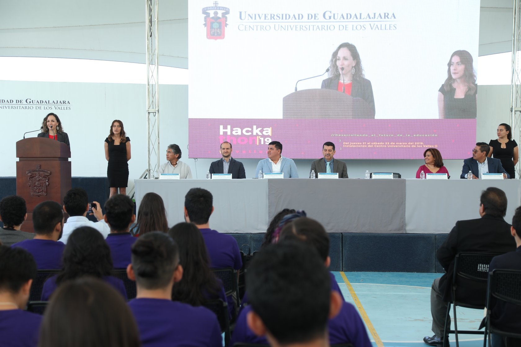 Nadia Mireles Torres, titular de Universidad Digital de la Secretaria de Innovación