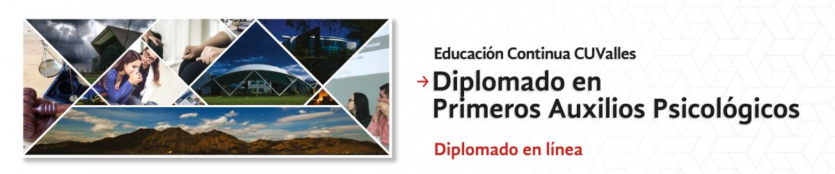 Diplomado en Primeros Auxilios Psicológicos 2021 A - 17 de abril de 2021 -