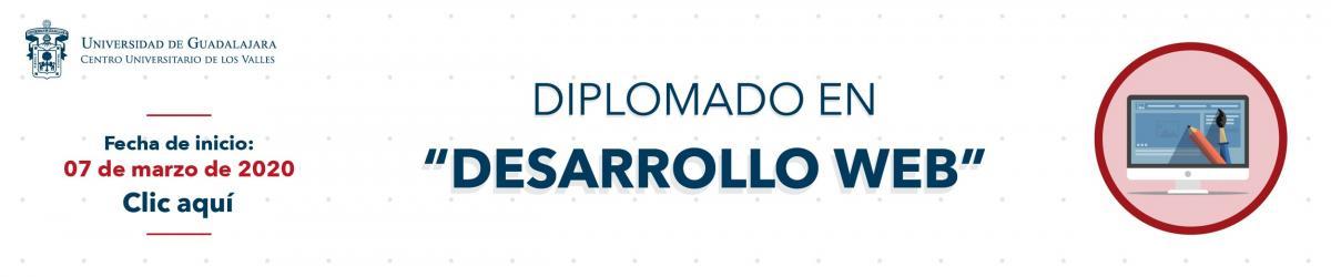 Diplomado en desarrollo web 2020