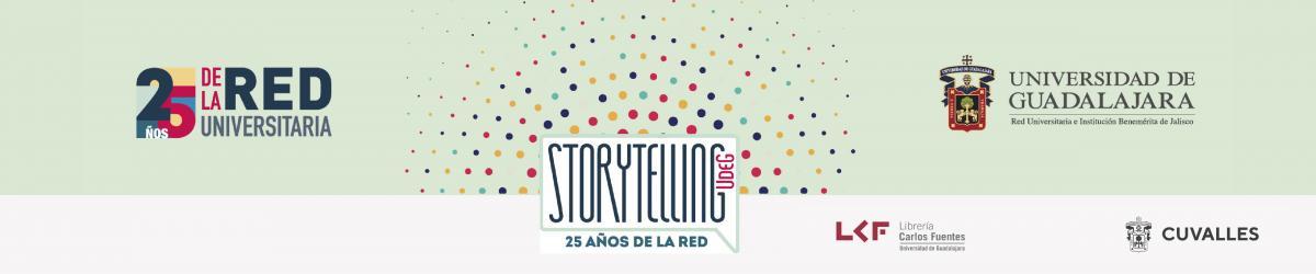 StoryTelling 25 años de la Red Universitaria