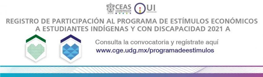 Programa de Estímulos Económicos a Estudiantes Indígenas 2021