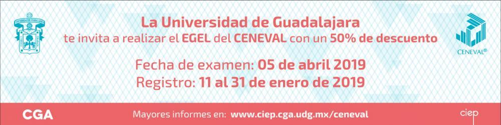 Examen CENEVAL Abril
