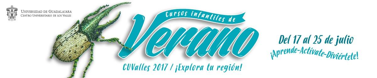 Banner cursos Infantiles de Verano 2017