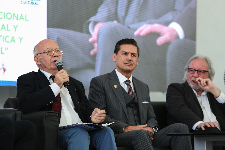 Frederic Rosmini, presidente de la Asociación Léo Lagrange y ex asesor del gobierno de región PACA-Francia