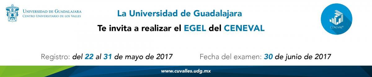 Egel Ceneval en junio