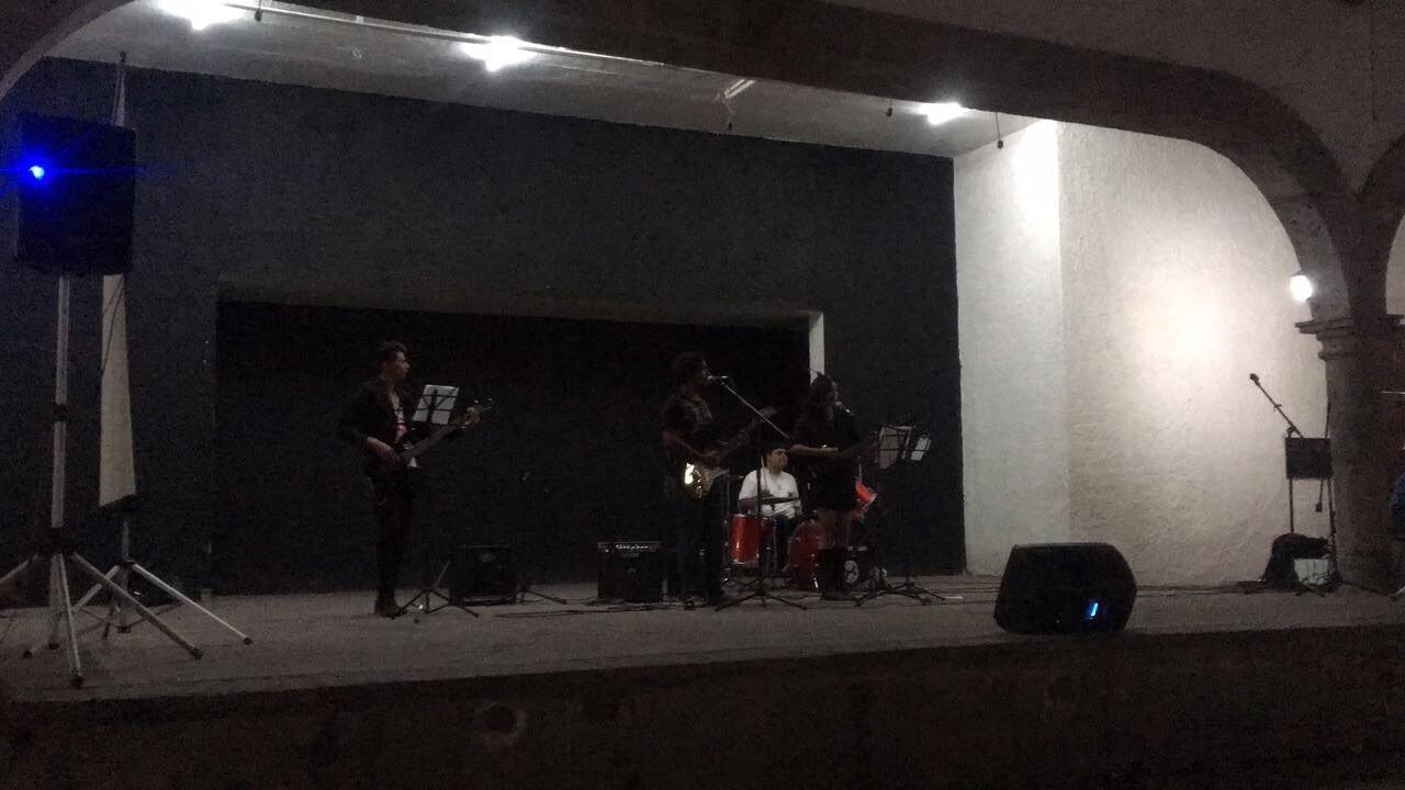 Banda de rock Dark Wolf