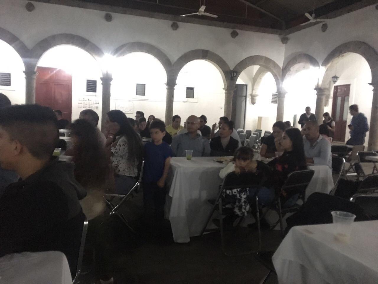 Encuentro de Arte y Ciencia en la Casa de la Cultura de Ameca