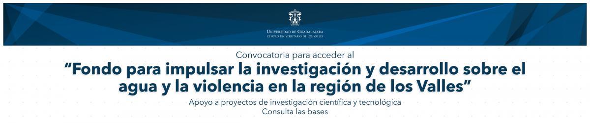 Fondo para el desarrollo de la investigación en agua y violencia