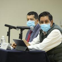Dr. José Salazar Estrada, Secretario Académico del CUValles