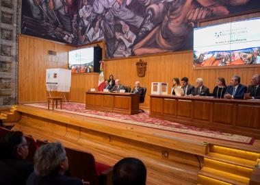 Elección del Rector General de la UdeG