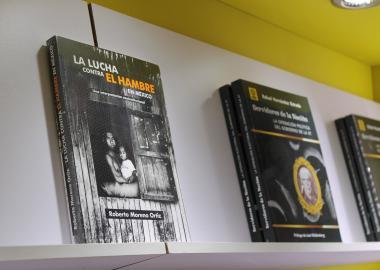 Presentación del libro La lucha contra el hambre en México