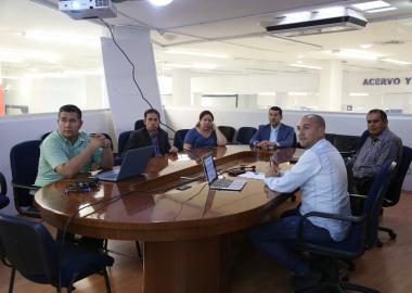 Reunion con la Confederación de Cámaras Industriales de los Estados Unidos Mexicanos (Concamin)